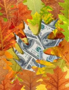 Fall Trading Volume