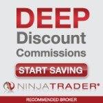 NinjaTrader Futures Broker Discount Commissions