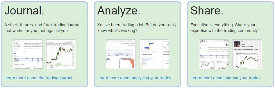 NinjaTrader Auto upload to Tradevue online trading journal