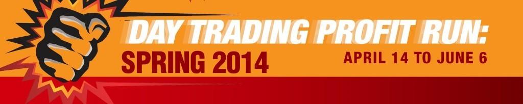 Day Trading Profit Run 2014