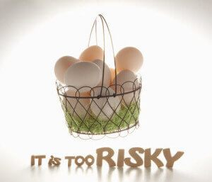 Diversification lowers day trading risk