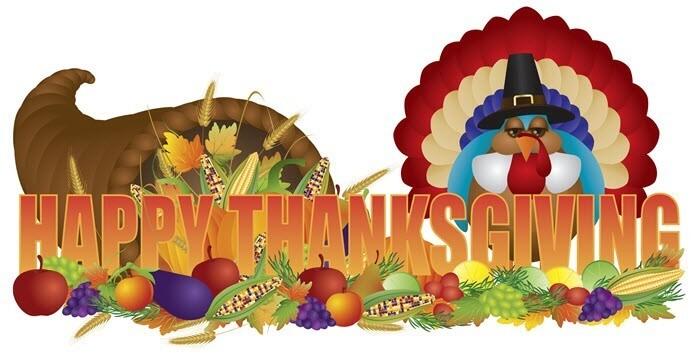 Trading around Thanksgiving