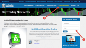 Day Trading Blog
